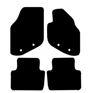Volvo S80  (1998 – 2006) Fully tailored car mat set