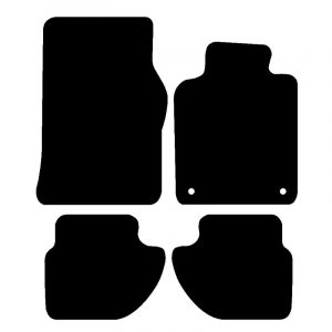 Porsche 944 (1982-1991) Fully tailored car mat set
