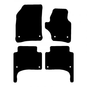 Porsche Cayenne (2003-2010) Fully tailored car mat set
