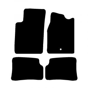 Renault Megane (2010-2018) Fully tailored car mat set