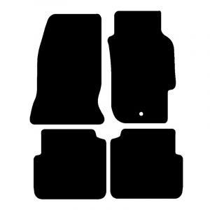 Saab 900 (1978-1993) Fully tailored rubber car mat set