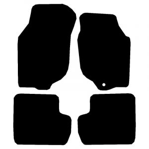 MG ZR (1999-2005) Fully tailored car mat set