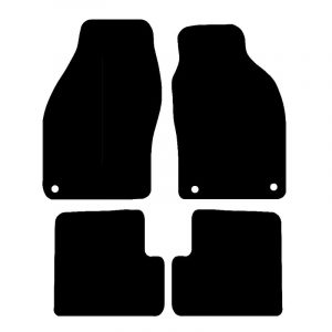 Saab 93 Convertible  (1998 – 2002) Fully tailored car mat set