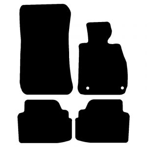 BMW 3 Series (2006-2018) Fully tailored rubber car mat set