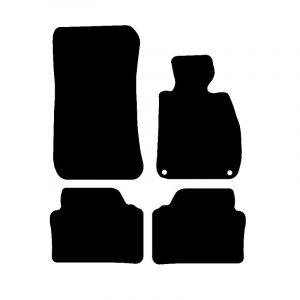 BMW 3 Series (2005-2012) Fully tailored rubber car mat set