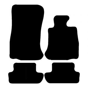 BMW 6 Series (2011-2018) Fully tailored rubber car mat set