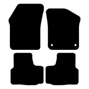 Skoda Citigo (2012-2018) Fully tailored car mat set