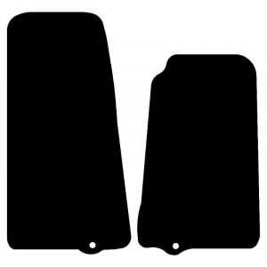 Jaguar F Pace (2016-2018) Fully tailored car mat set