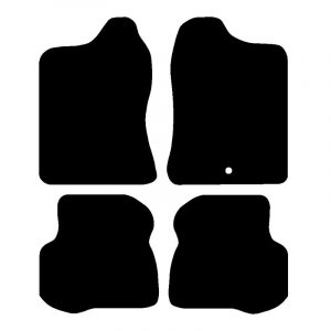 Suzuki Jimny (1998-2008) Fully tailored rubber car mat set