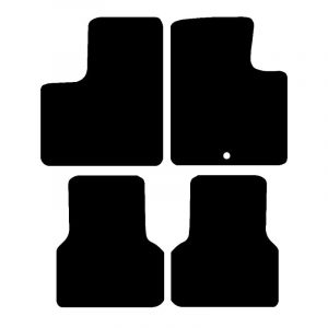 Fiat Doblo (2001-2010) Fully tailored car mat set