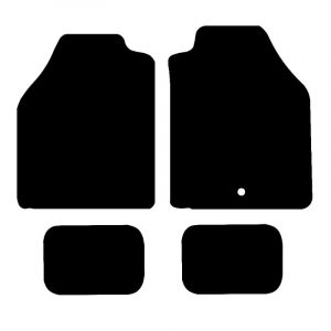 Ford Connect Van (2002-2008) Fully tailored car mat set