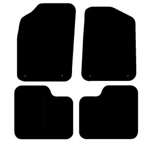 Fiat 500 (2014-2018) Fully tailored car mat set