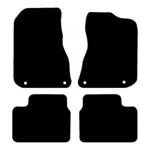 Rover 75 (1999-2005) Fully tailored rubber car mat set