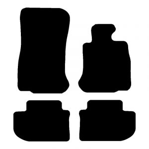 BMW 6 Series (2012-2018) Fully tailored rubber car mat set
