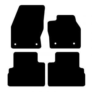 Ford C Max (2015-2018) Fully tailored car mat set