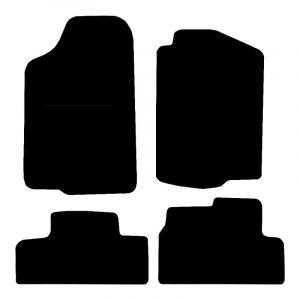 Isuzu Trooper  (1992 – 2004) Fully tailored car mat set