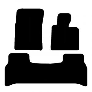 Land Rover Range Rover Vogue (2002-2012) Fully tailored car mat set