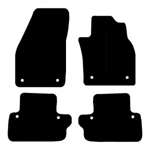 Volvo C70 (2006-2013) Fully tailored rubber car mat set