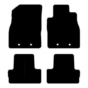 Vauxhall Ampera (2011-2018) Fully tailored car mat set