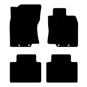 Nissan X Trail  (2014 – 2020) Fully tailored car mat set