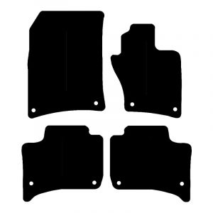 Porsche Cayenne (2010-2018) Fully tailored car mat set