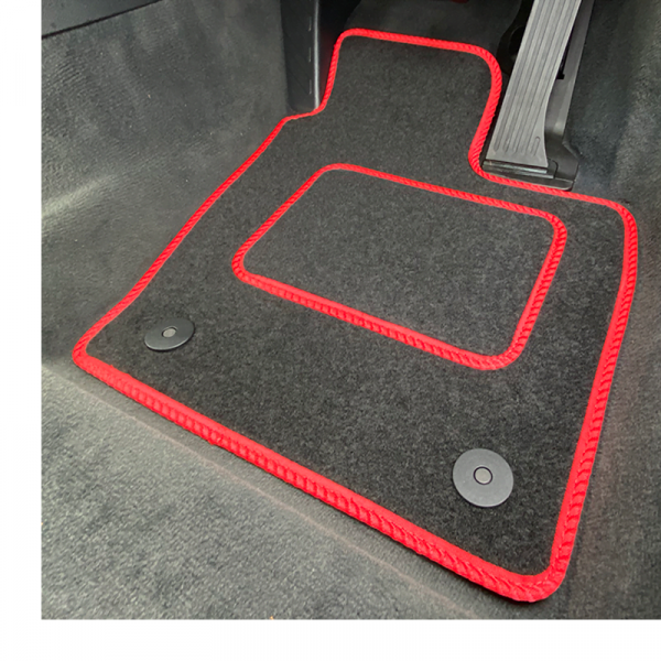 Subaru Impreza  (2007 – 2011) Fully tailored car mat set