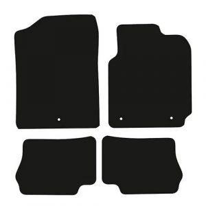 Kia Picanto (2017-2020) Fully tailored rubber car mat set